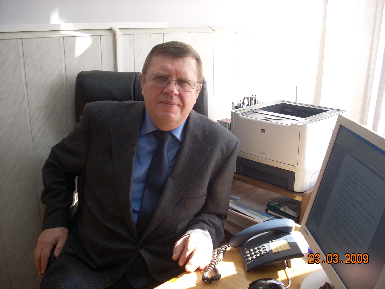 Заместитель заведующего кафедрой доктор